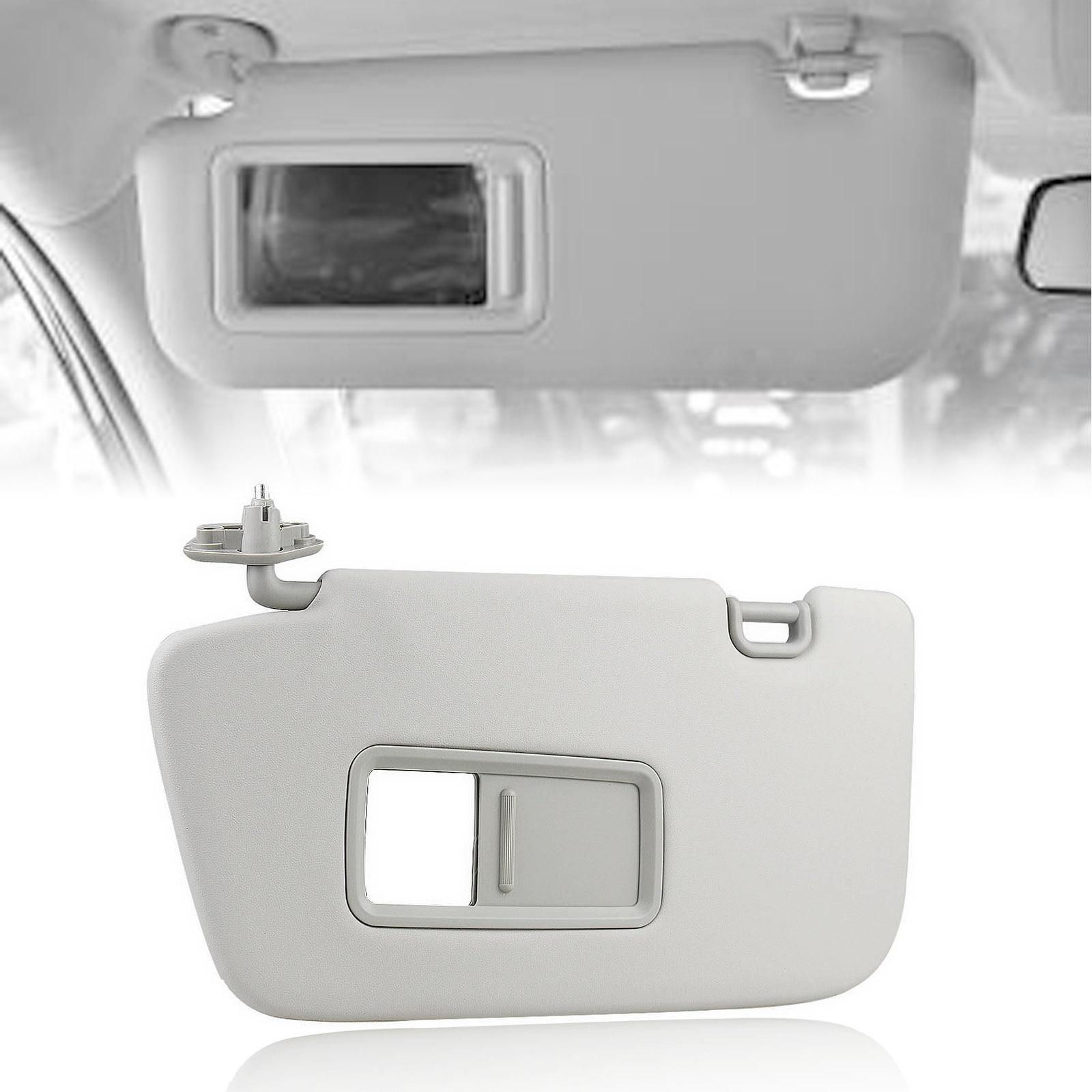 aliexpress.com - Sun Visor For Subaru Impreza WRX STI 2008-2014 Left Driver Side Interior Car Gray Window Cover Sunvisor Shield With Mirror Light