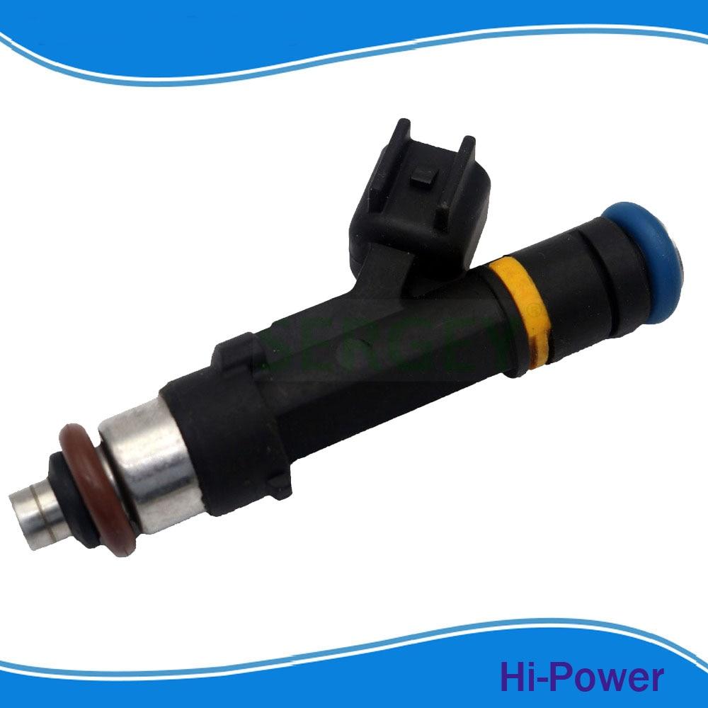 Inyector de combustible apto para L3G5-13-250 0280158103 para MAZDA 6 Hatchback MX-5 III para MAZDA 3 2,0 para MAZDA 5 CR19