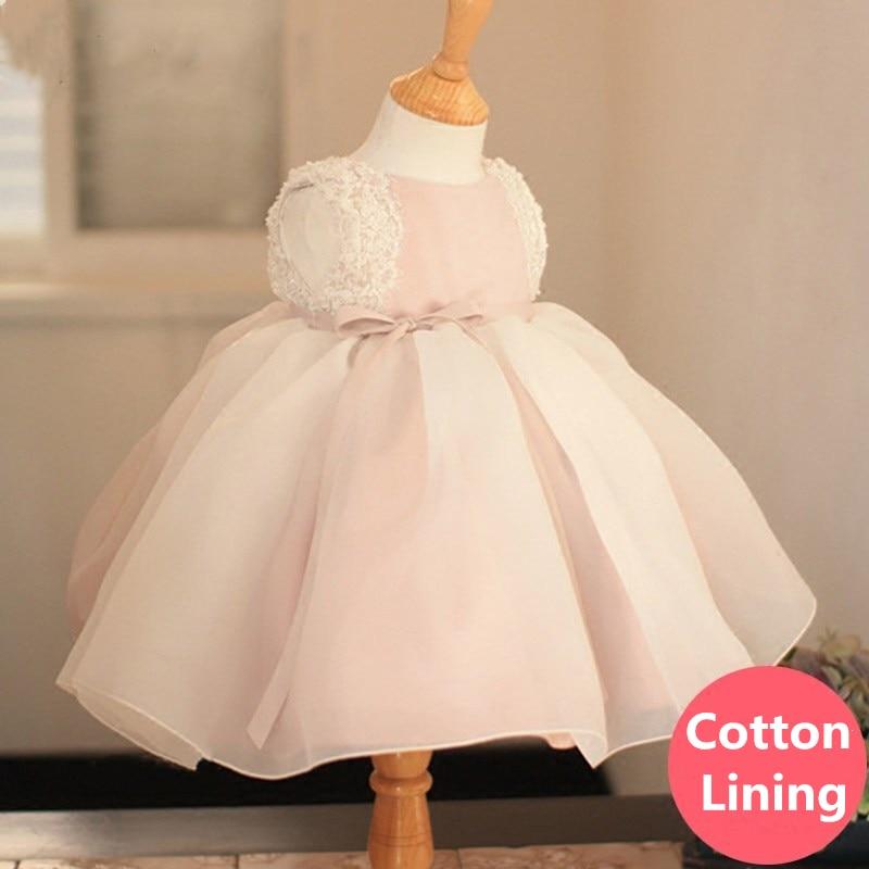 Kleider für Party und Hochzeit Prom Infant Prinzessin Kleider Bridesmai Kleidung Taufe Christenung 1 Jahr Geburtstag Baby Mädchen Kleid