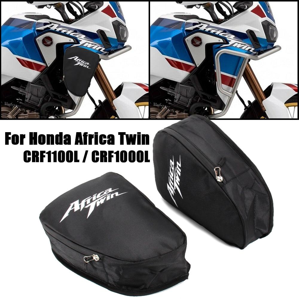 Мотоциклетная рама, противоударные сумки для Honda Africa Twin CRF1000L, дорожная сумка для приключений, спортивных инструментов