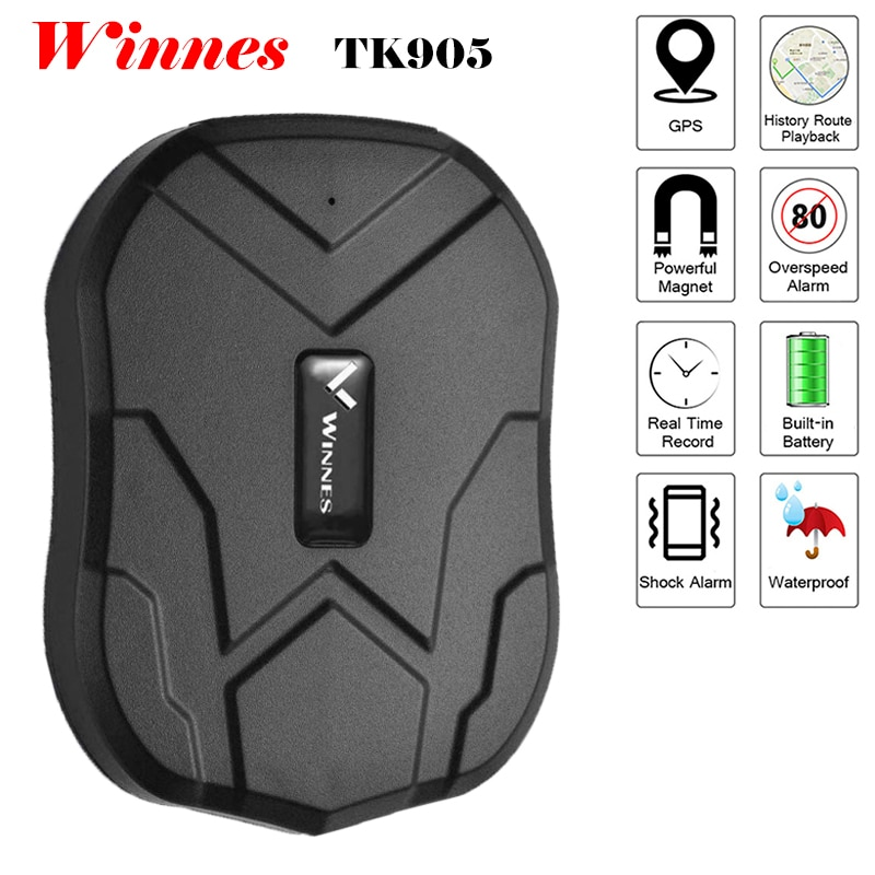 tk911 nice mini dog gps tracker cat pet gps locator waterproof 400 hours standby dog finder support free web ios android app GPS Tracker Car Long Standby GPS Locator TK905 Auto GPS Tracker Magnet Realtime Tracker Voice Monitor Waterproof Free Web APP