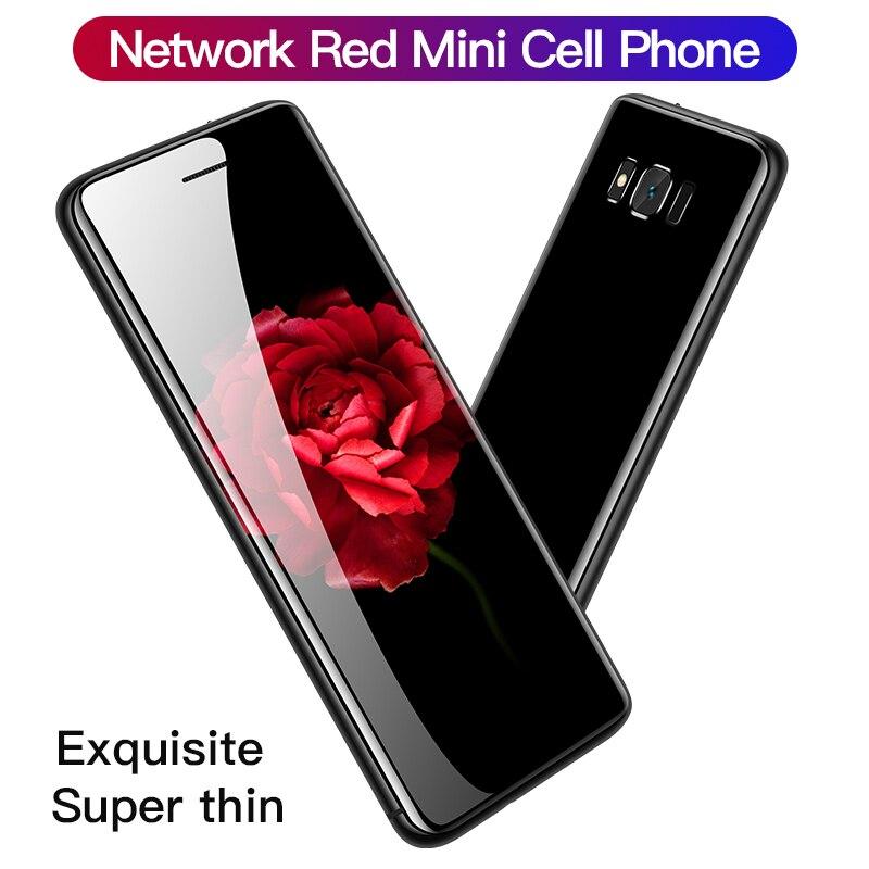 Teléfono Móvil Ultra fino de 2,4 pulgadas con FM, Bluetooth, MP3, grabación de vídeo, linterna, E-book, robo inteligente, teléfono móvil barato