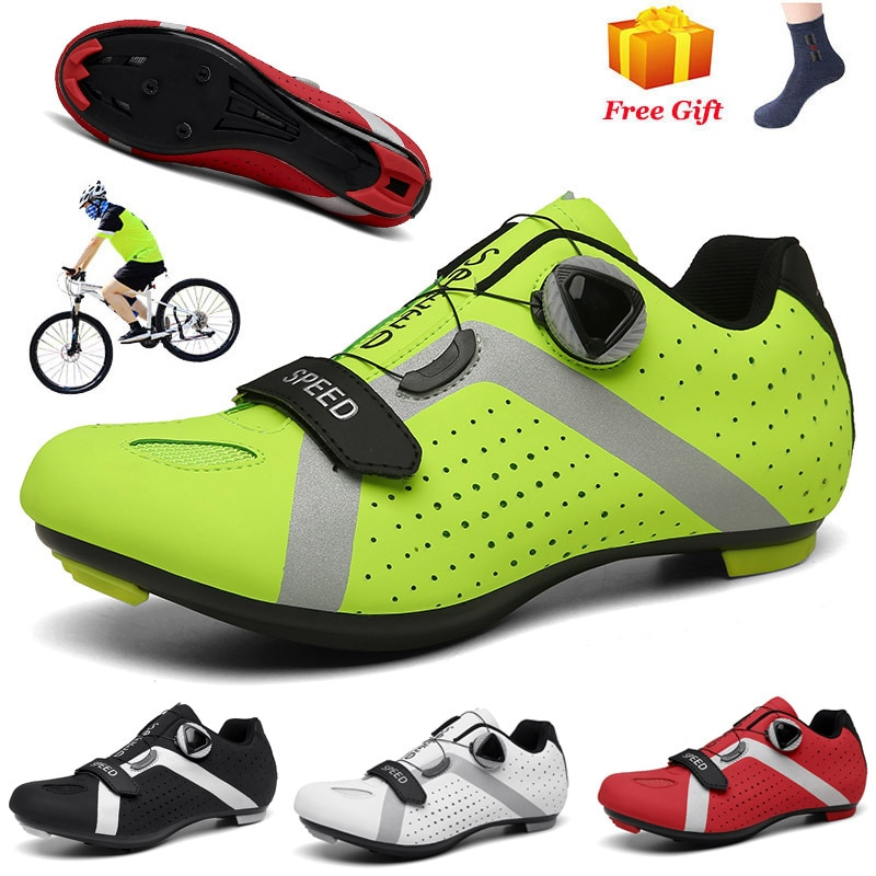Zapatillas de Ciclismo MTB ciclismos Zapatos de los hombres profesional zapatos de...