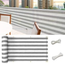 Ev balkon düz tel çit gizlilik Net önlemek düşen çocuk dikiş toka güneşlik rüzgar çit koruma ağı cibinlik 619