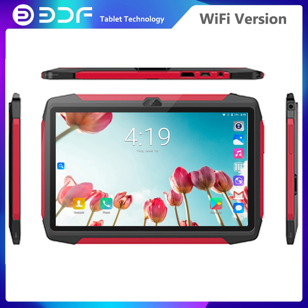 Children Tablet 7 Inch Android 9.0 Quad Core Chip Cheap Tablet 1GB RAM 16GB ROM Children Tablet Pc For Kids Education Gaming