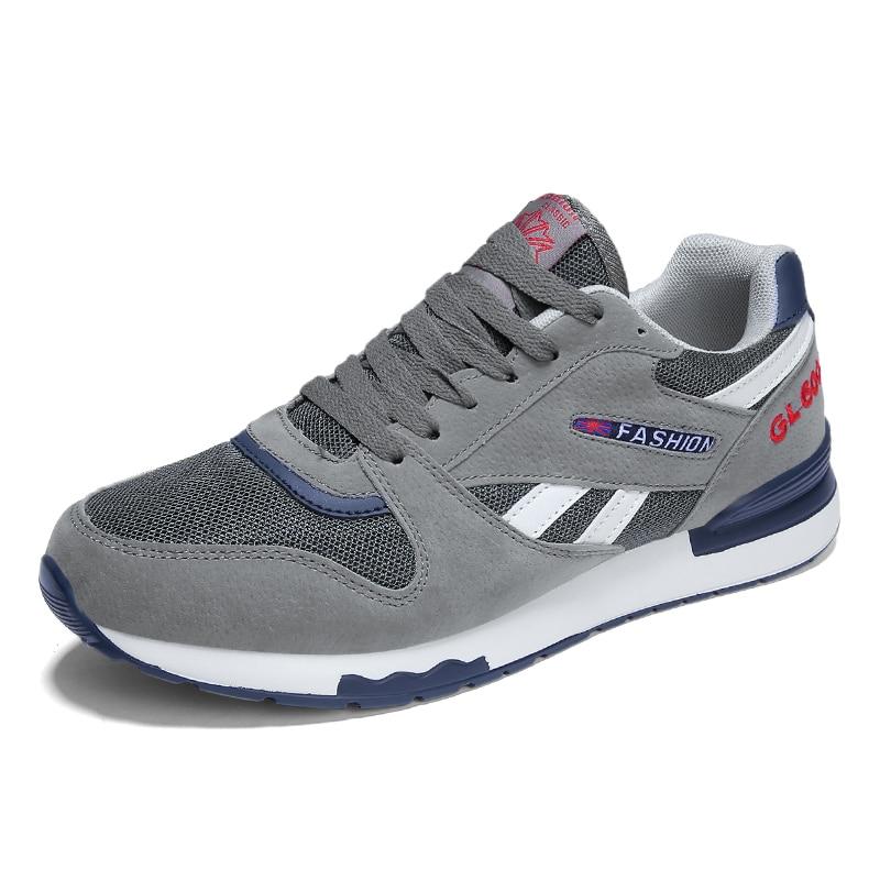Zapatos informales para Hombre, zapatillas transpirables, ligeras, cómodas, para primavera y otoño,...