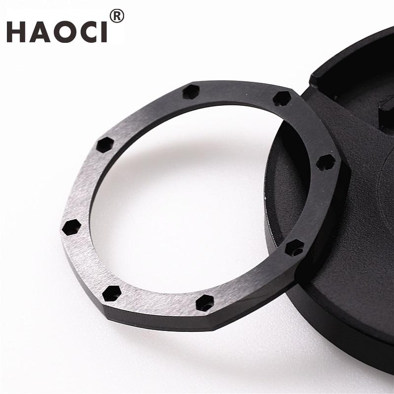 Black white ceramic bezel insert for Audemars Piguet Royal Oak Offshore AP26400 AP26401os watch bezel