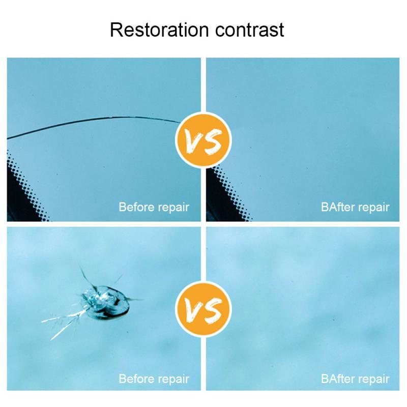 Модернизированное Автомобильное Стекло Nano сделай сам инструмент для ремонта лобового стекла автомобиля ремонт жидкости ветрового стекла ...