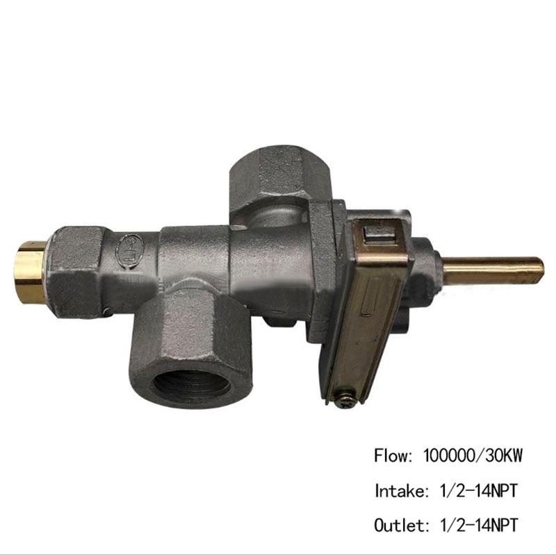 Safety valve gas tank valve pressure reducing valve propane replenisher connector propane tank adapter kit