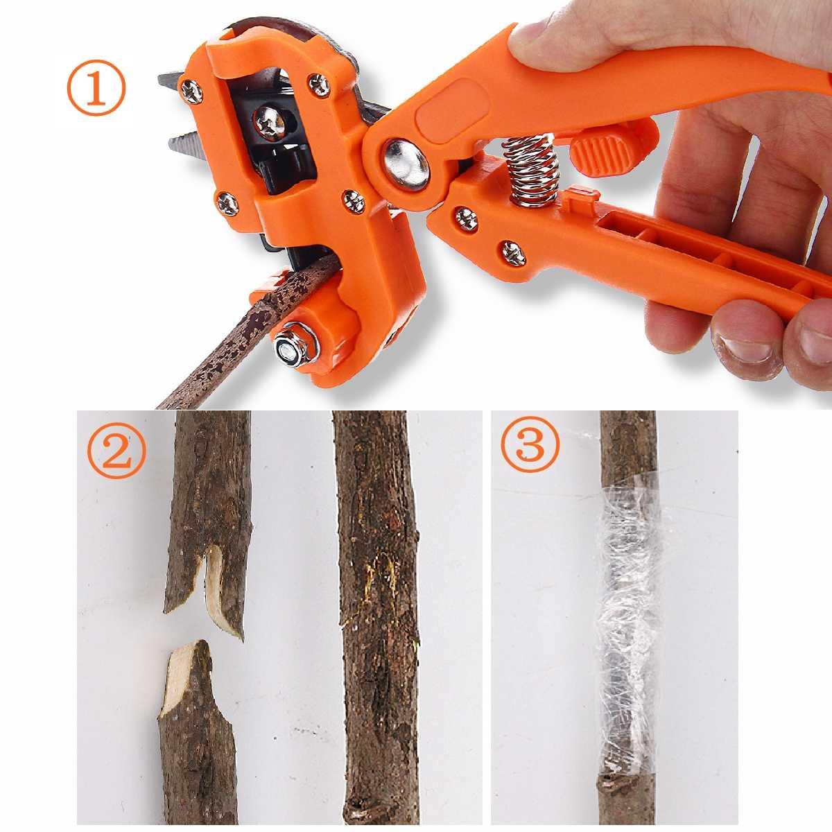 Aiatööriistad, mis poogivad oksakarbi vaktsineerimist, lõikavad - Aiatööriistad - Foto 3