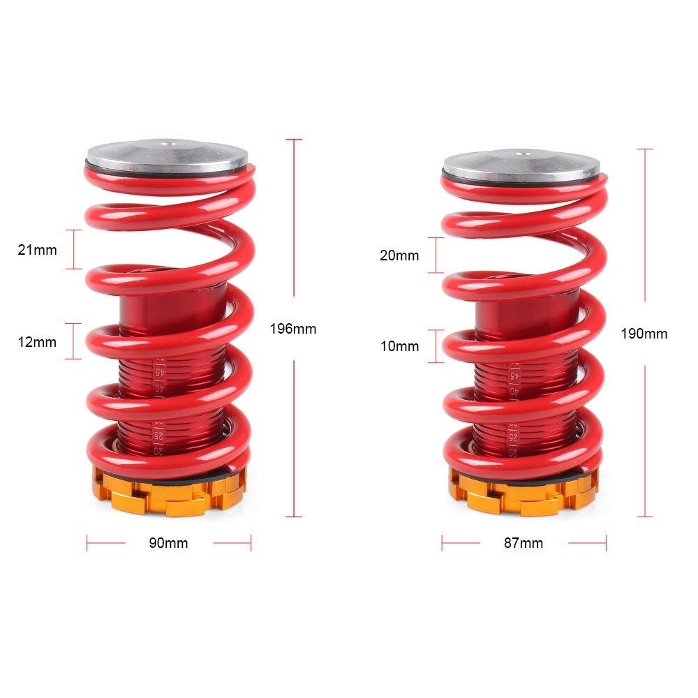 سيارة تعديل امتصاص الصدمات وامتصاص الصدمات ماص صدمات الزنبرك مناسبة لهوندا سيفيك 88-00Honda Civic