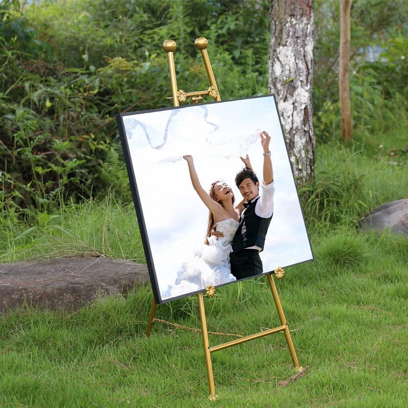 Мольберт в европейском стиле, масляная краска, мольберт, металлическая подставка для рисования, рекламный дисплей, мольберт для рисования