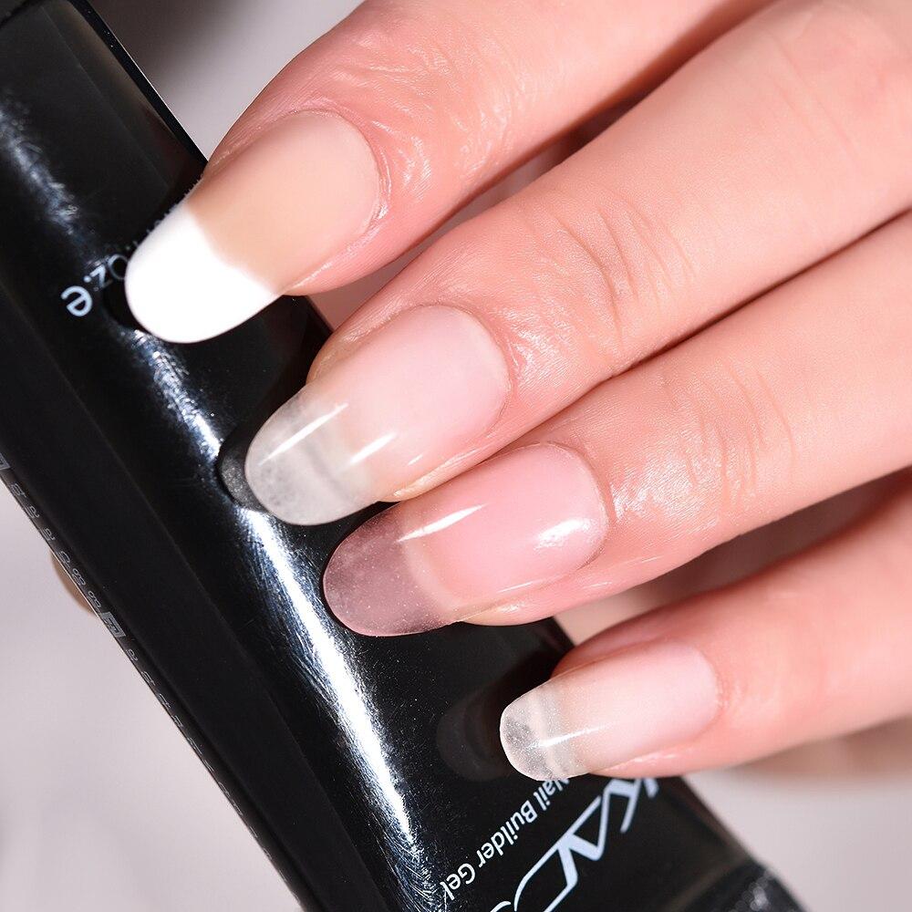 Gel de extensión de 30ml, Gel de extensión rápida, Gel constructor de barniz, pegamento, extensión de uñas, Gel UV para arte de uñas, laca