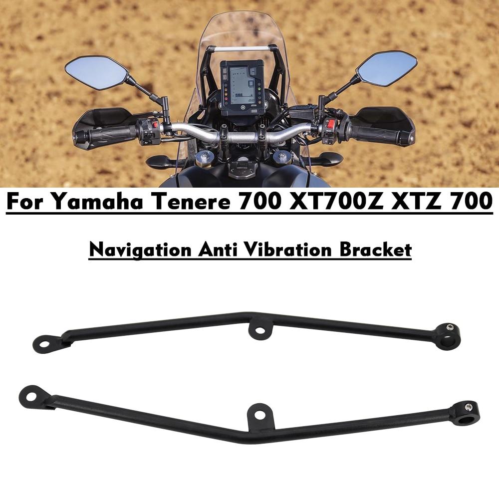 TENERE 700  Anti shake support for Yamaha Tenere 700 T7 T700  2020 navigation anti vibration bracket