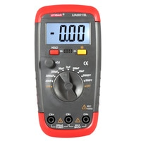YIGAO UA6013L Professional Capacitance Meter Digital LCD Capacitor Tester Electronic Diagnostic Tool