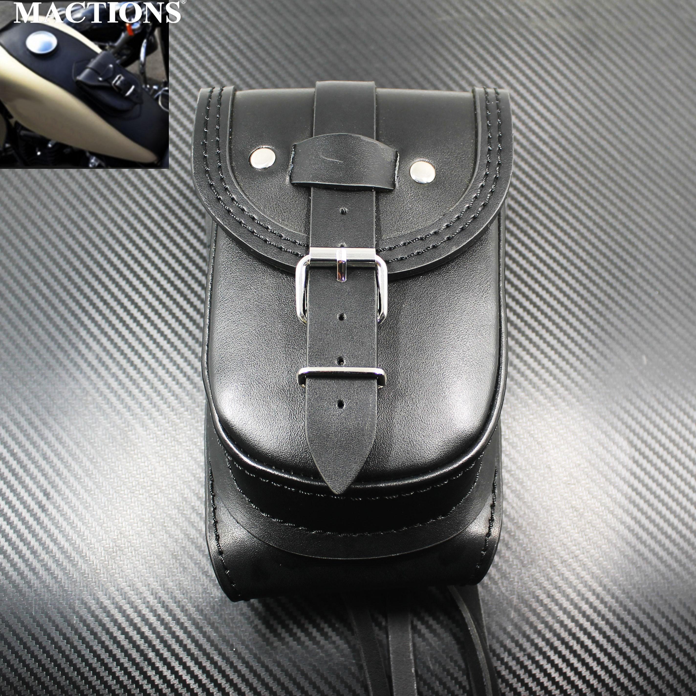 Мотоциклетная сумка для бензобака, мотоциклетный масляный инструмент для топлива, приборная консоль, Центральная сумка для бака, черная сумка для Harley Sportster XL 883 1200