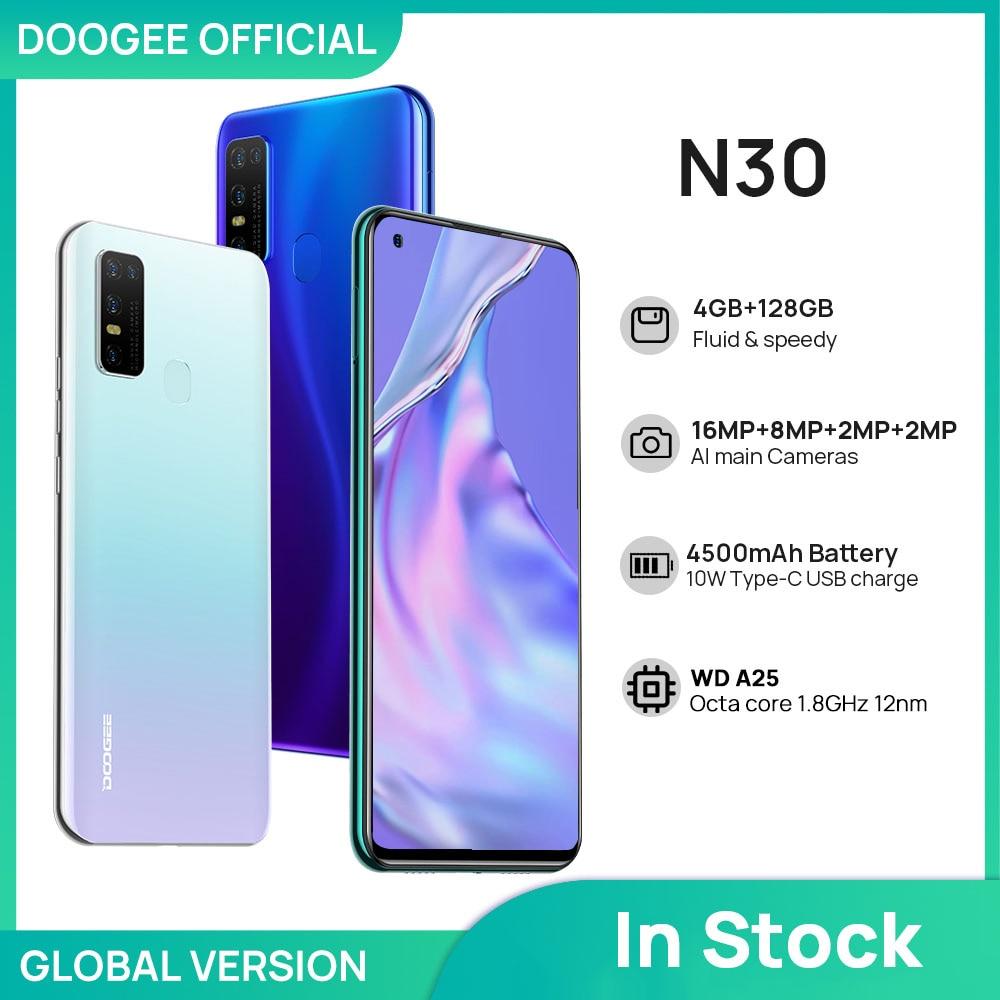 DOOGEE N30 كامل Netcom 6.55