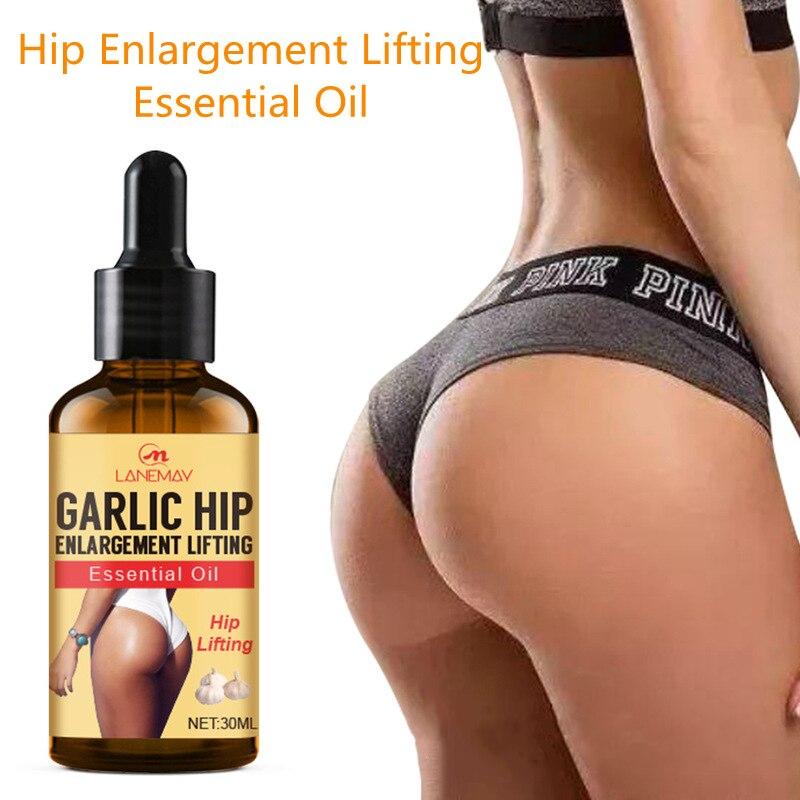 Sexy Lady Hip Buttock Enlargement Massage Essential Oil Cream Effective Lifting & Firming Hip Lift U