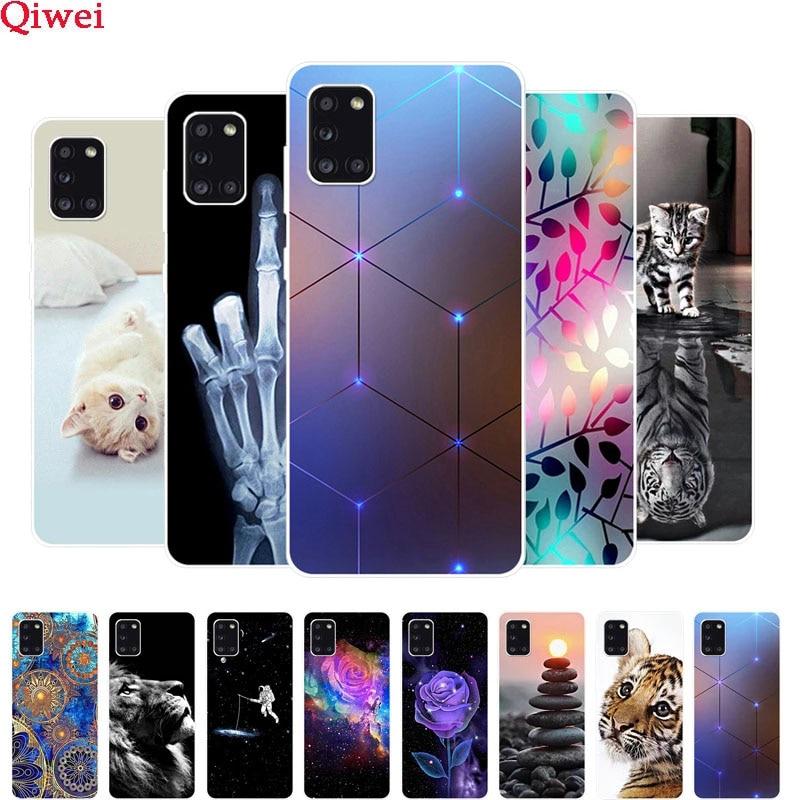 Für Samsung A51 5G fall Mode silikon Weichen TPU Nette Zurück Fällen für Samsung Galaxy A 51 A71 5G Telefon Abdeckung A51 2020 5G Coque