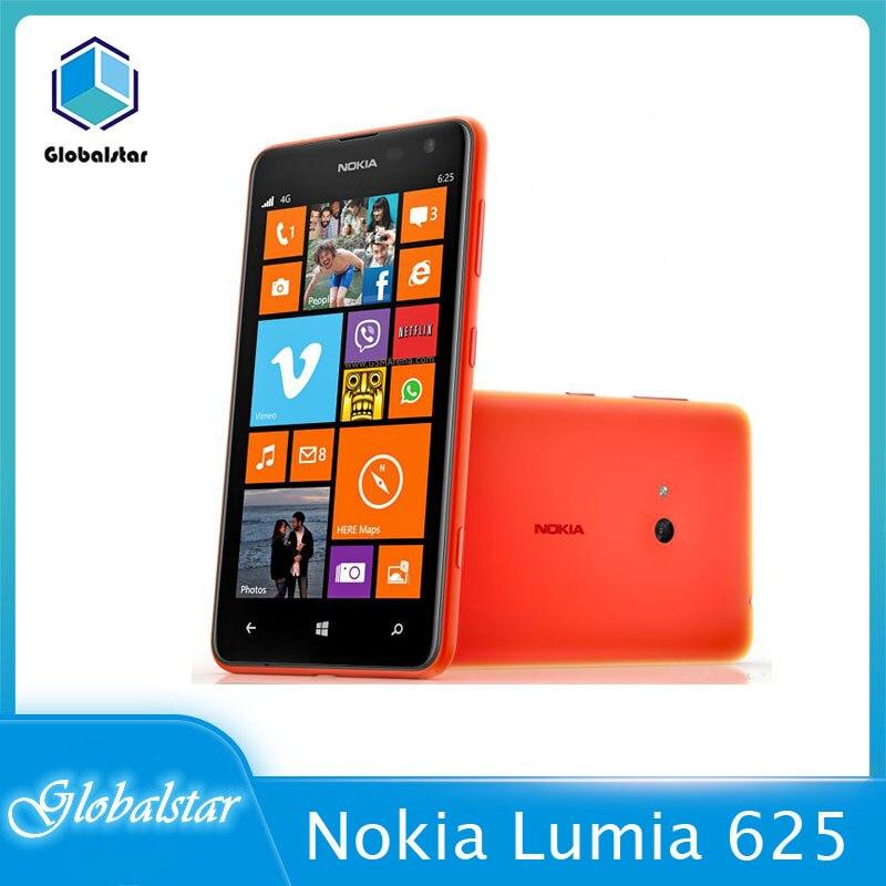 Nokia Lumia 625 reformado Lumia 625 teléfono móvil 4,7