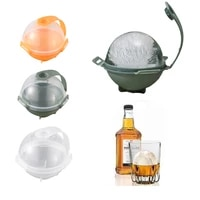 new 5cm big size ice mould round ice ball maker ice cube maker whiskey cocktail diy summer ice mold bar tools kitchen tool