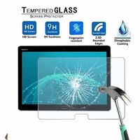 for huawei mediapad m3 lite 10 9h ultra clear premium tablet tempered glass screen protector film protector guard cover