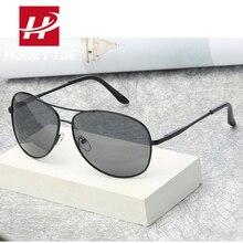 Gafas Oculos De Sol Masculino   Vintage lunettes De soleil polarisées, lunettes De soleil De styliste pilote pour la conduite