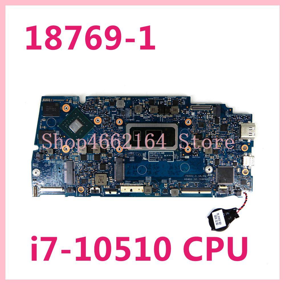 02PKCV 18769-1 i7-10510CPU N17S-G2-A1 اللوحة لديل انسبايرون 13-5390 اللوحة المحمول 100% اختبار العامل جيدا