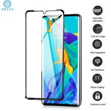Nouveau verre trempé à couverture complète 9D pour Huawei P Smart Z 2019 Plus P30 Lite P20 Pro P10 Lite P 30 Film de Protection décran