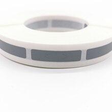 Cinta adhesiva para rayado manual, 1000 unidades, 6x26mm, en rollos, película para cubrir códigos, juego, boda