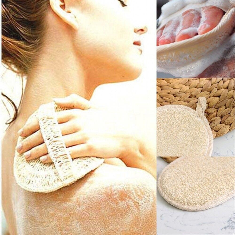 Produtos macios duráveis da esponja do banheiro do corpo da escova do banho da escova do banho