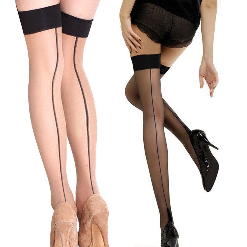 Verão feminino coxa alta meia sobre o joelho meias meias sexy meias meias ficar até h66