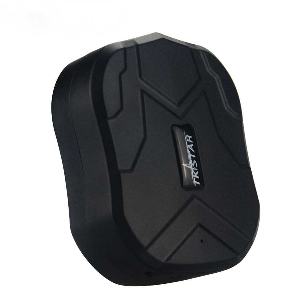 10000mAh New GPS tracker car Waterproof Car GPS Tracker Magnet Vehicle localizador gps tkstar gps moto TK905B PK TK905