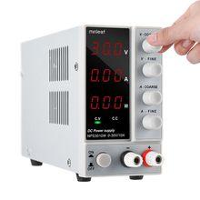 Alimentation numérique réglable en continu NPS3010W 110V/220V   0-30V 0-10A 300W, Stable et réglable, alimentation de commutation du laboratoire