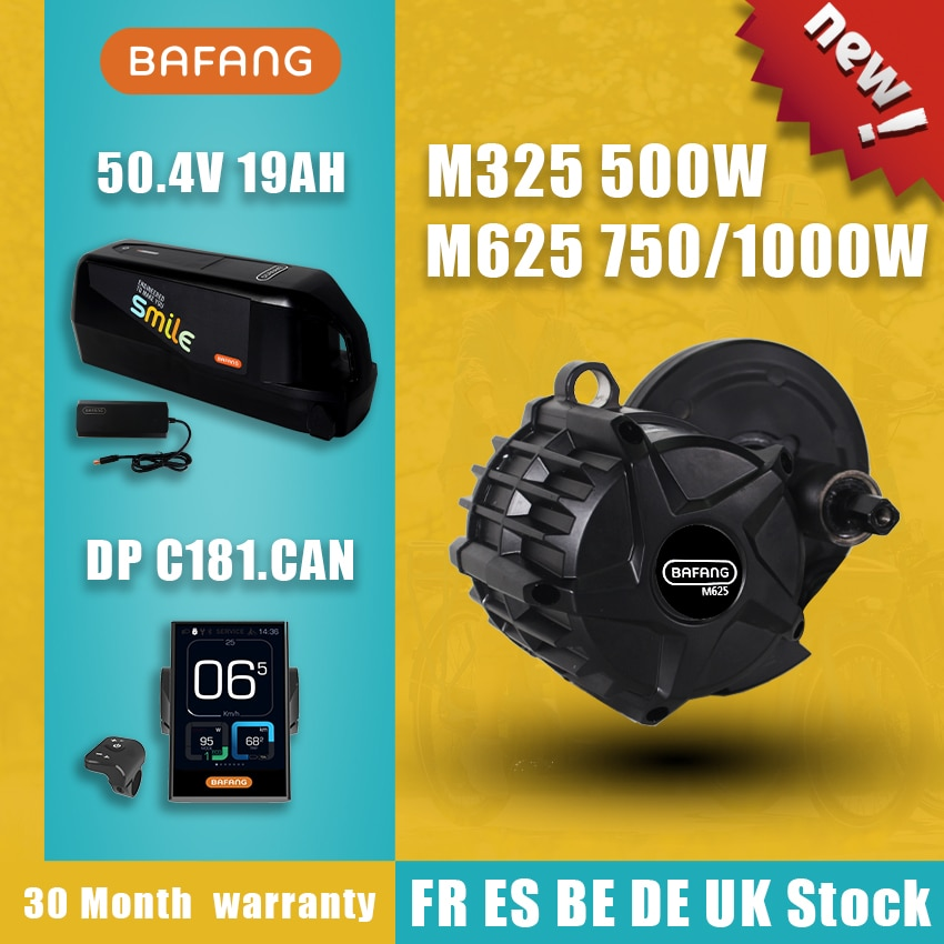 bafang m625 e-bike conversion kit