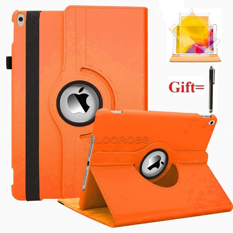 Case for iPad Air 2 1 9.7 2018 2017 360 Degree Rotating Tablet Stand 5th 6th Gen Funda A1822 A1823 A1893