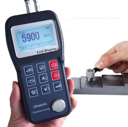 China sonigauge SYT150  Ultrasonic Thickness Gage ultrasonic thickness meter enlarge