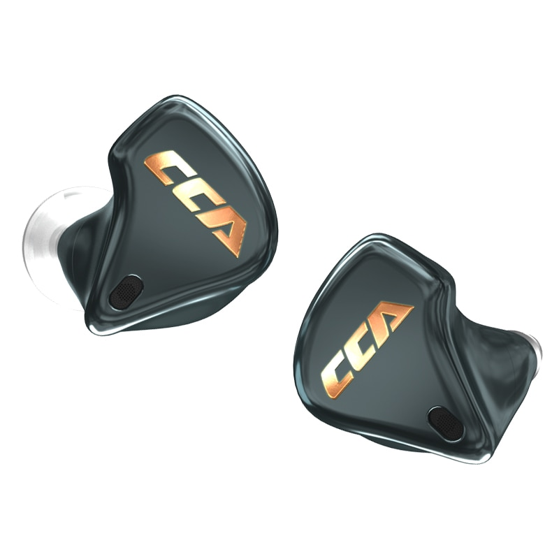 CCA CX10 2020 Ring Iron True Wireless Bluetooth In-ear Binaural Noise Reduction Sports Running Games Listening Music Headset enlarge