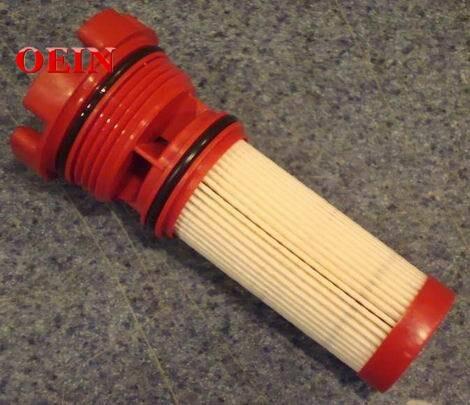 10 حزمة مرشح الوقود الزئبق فيرادو Optimax 35-8M0060041 35-8M0020349 جودة OEM