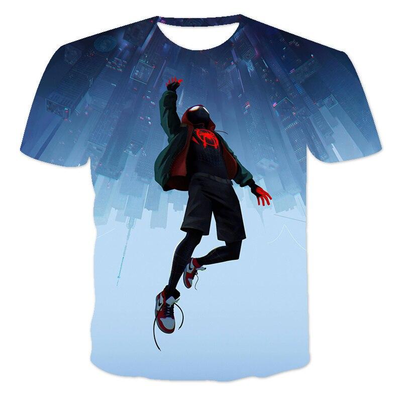 2021 интересные 3D мужские футболки с круглым вырезом, аниме мультяшный принт, модные мужские футболки, повседневная одежда