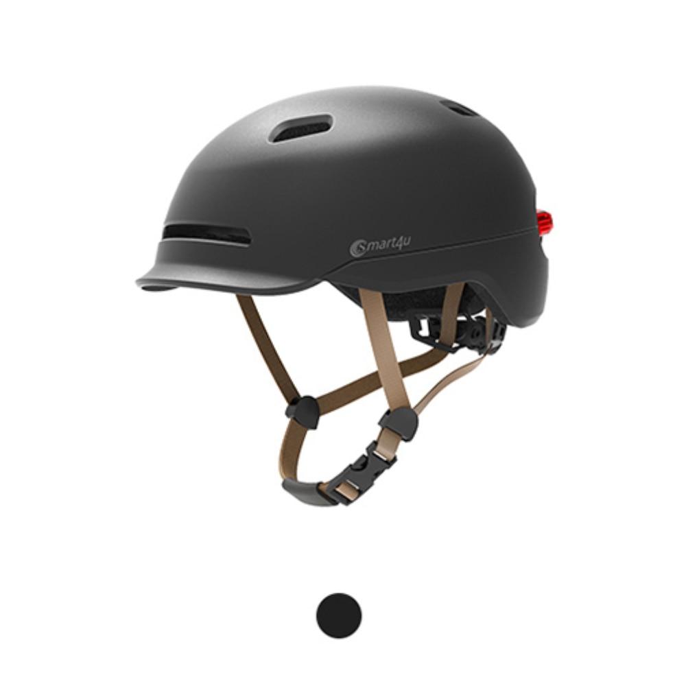 Smart4u  Intelligent Cycling Helmet For Man Women Kids Bike Helmet Back LED Light For Mtb Bicycle Scooter Electric Bicycle enlarge