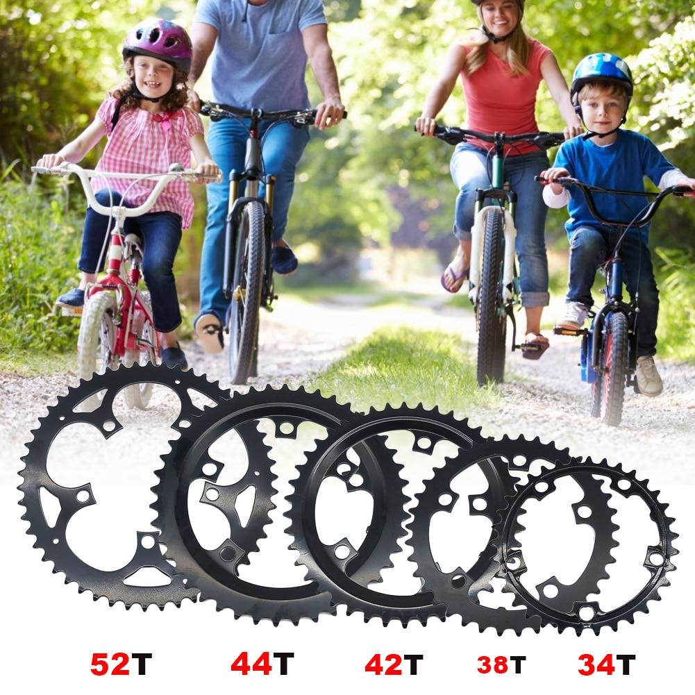 TSDZ2 Chain Wheel Chain Ring 34T 38T 42T 44T 52T Electric Bicycle Ebike Part Chainwheel TongSheng Mid Drive Motor Chainwheel