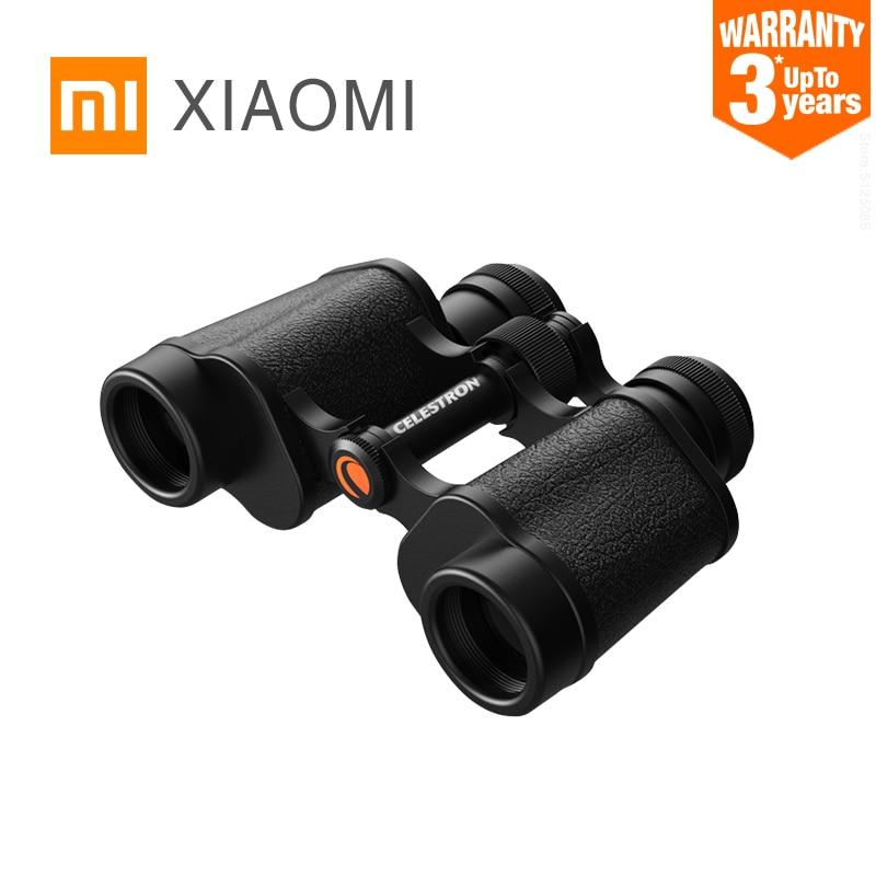 New classic HD binoculars black waterproof folding binoculars with low light outdoor bird watching travelling hunting camping