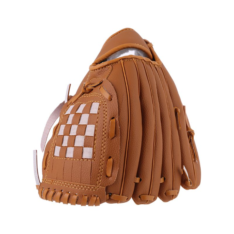 2021 Sports Outdoor Left Hand 10.5'' Baseball Glove Softball Mitts Training Practice baseball gloves for men Baseball