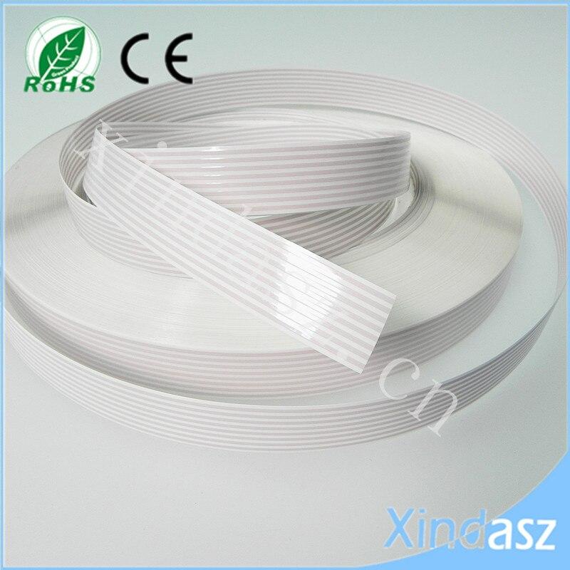 8 pines 14mm de ancho 1-100M o longitud personalizada cable de airbag ffc para renault megane II
