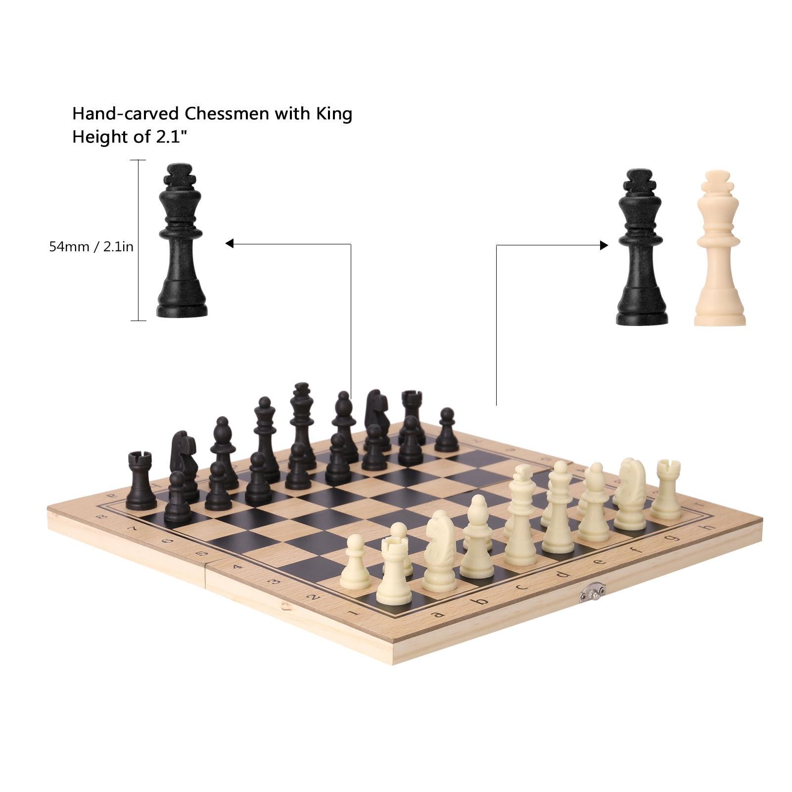 Minimalist Chess Set Wood Classic Chess Set Stone International Chess Party Games Tabuleiro De Xadrez Chess Games BG50CG