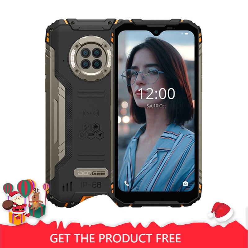 Перейти на Алиэкспресс и купить DOOGEE S96 Pro Водонепроницаемый смартфон с восьмиядерным процессором Helio G90, ОЗУ 8 ГБ, ПЗУ 128 ГБ, 6350 мАч, 48 МП, 20 МП