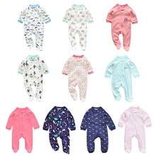 New Baby Girl Clothes Newborn Rompers Infant Baby Kids Girls Clothes Jumpsuit Romper Outfits Set