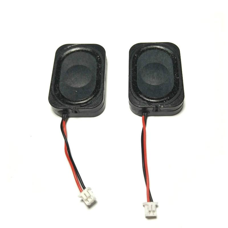 SOTAMIA 2Pcs 3020MM Mini Audio TV Speaker Driver 4 Ohm 3W Loudspeaker DIY Sound Toy Computer Speaker
