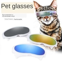 pets glasses dog sunglasses funny pictures personality creative plastic windproof kitten cat sunglasses pet toys pets supplies